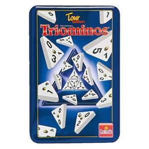 Triominos Tour Edition Legespiel