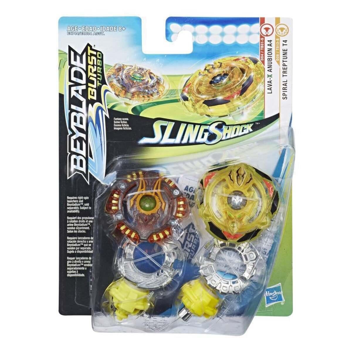 Bild 1 von Hasbro Beyblade Burst Turbo Slingshock