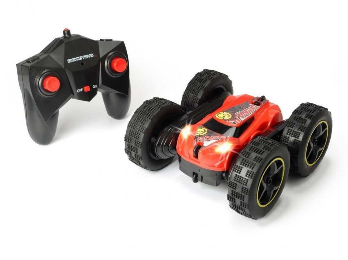 Bild 2 von Dickie Toys RC Tumbling Flippy Spielzeugauto mit Funkfernsteuerung