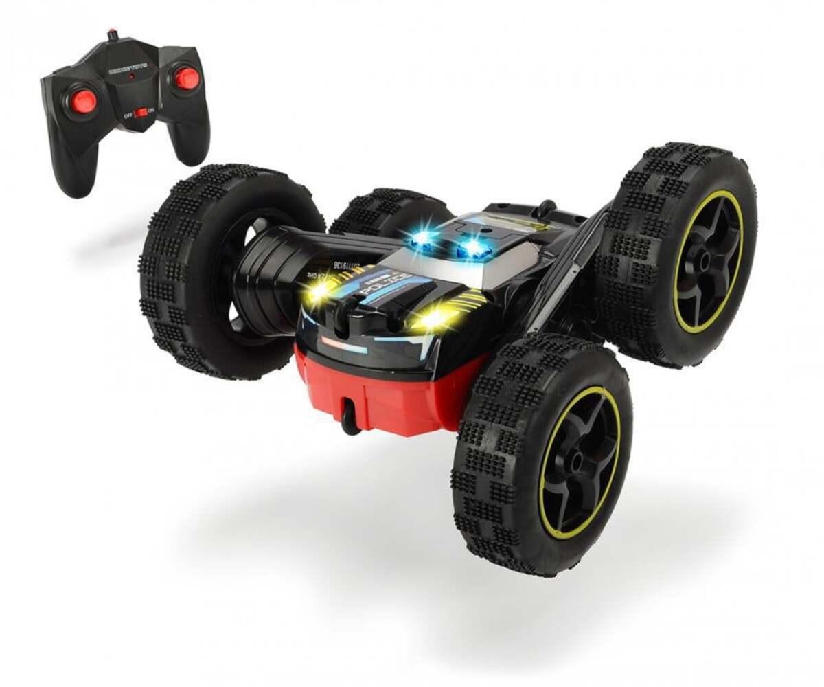 Bild 3 von Dickie Toys RC Tumbling Flippy Spielzeugauto mit Funkfernsteuerung