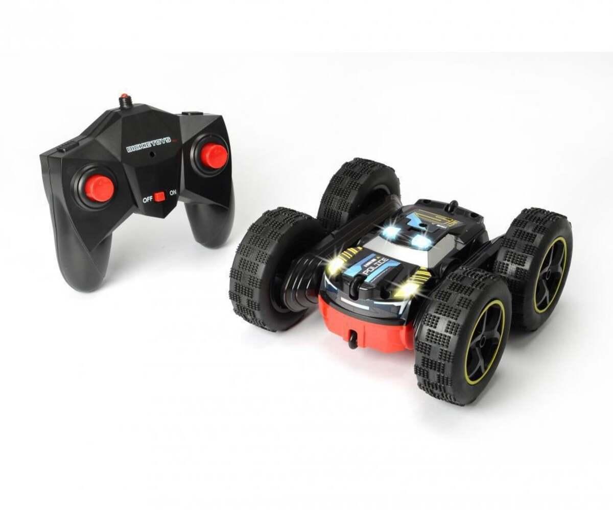 Bild 4 von Dickie Toys RC Tumbling Flippy Spielzeugauto mit Funkfernsteuerung