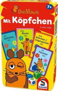 Schmidt Spiele Kartenspiel Die Maus, Mit Köpfchen