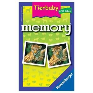 Tierbaby memory® Mitbringspiel