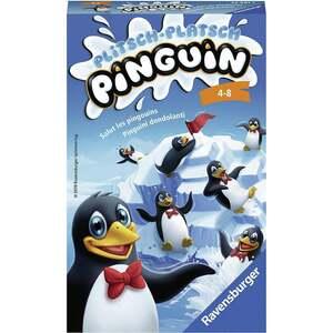 Ravensburger Plitsch Platsch Pinguin Mitbringspiel