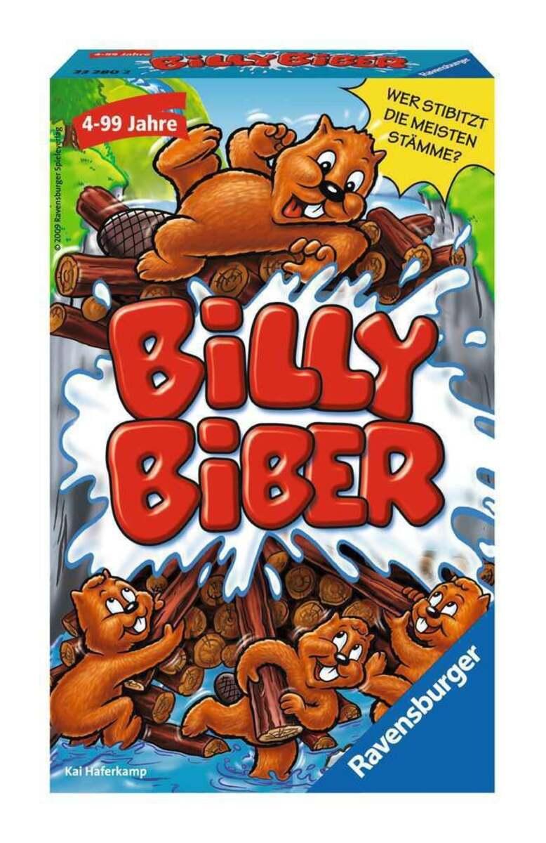 Bild 1 von Billy Biber Mitbringspiel