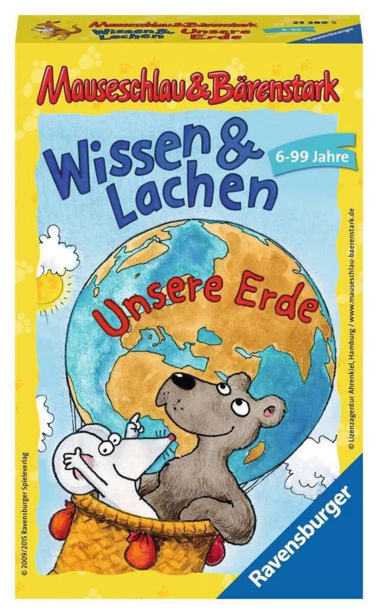 Bild 1 von Mauseschlau & Bärenstark Wissen und Lachen – Unsere Erde