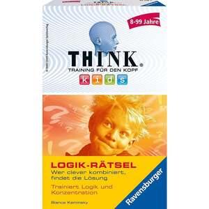 Think® Kids: Logik-Rätsel Mitbringspiel