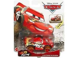 Mattel Disney Cars Xtreme Racing Serie Schlammrennen, sortiert