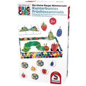 Die kleine Raupe Nimmersatt® Kunterbuntes Früchtesammeln