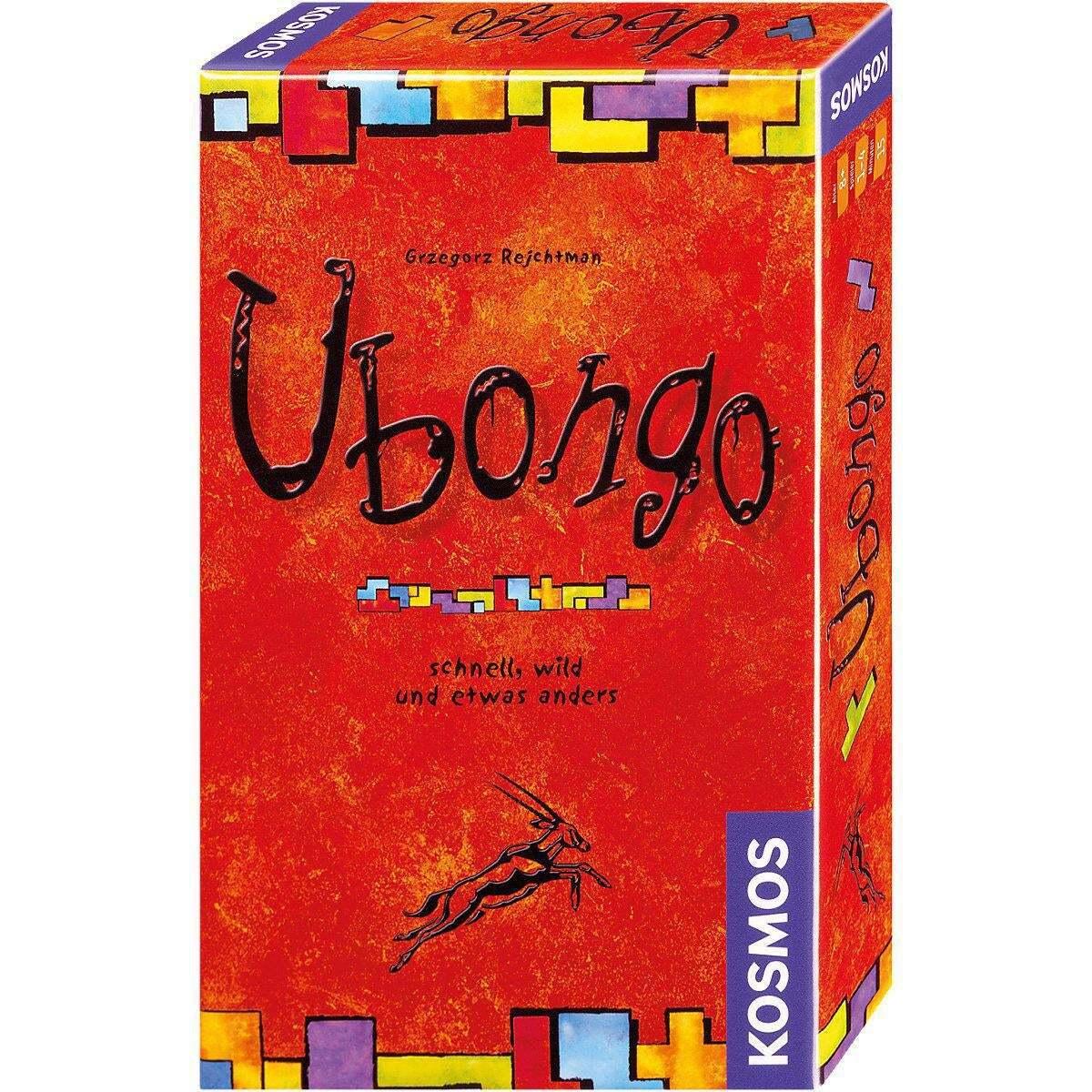 Bild 1 von Kosmos Ubongo Mitbringspiel