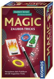 Kosmos Magic Zauber-Tricks Experimentierkasten