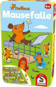 Schmidt Spiele Die Maus Mausefalle