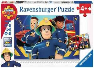 Ravensburger Sam hilft dir in der Not Puzzlespiel, 2x24-teilig