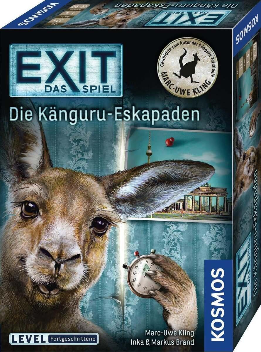 Bild 1 von Kosmos Exit - Die Känguru-Eskapaden
