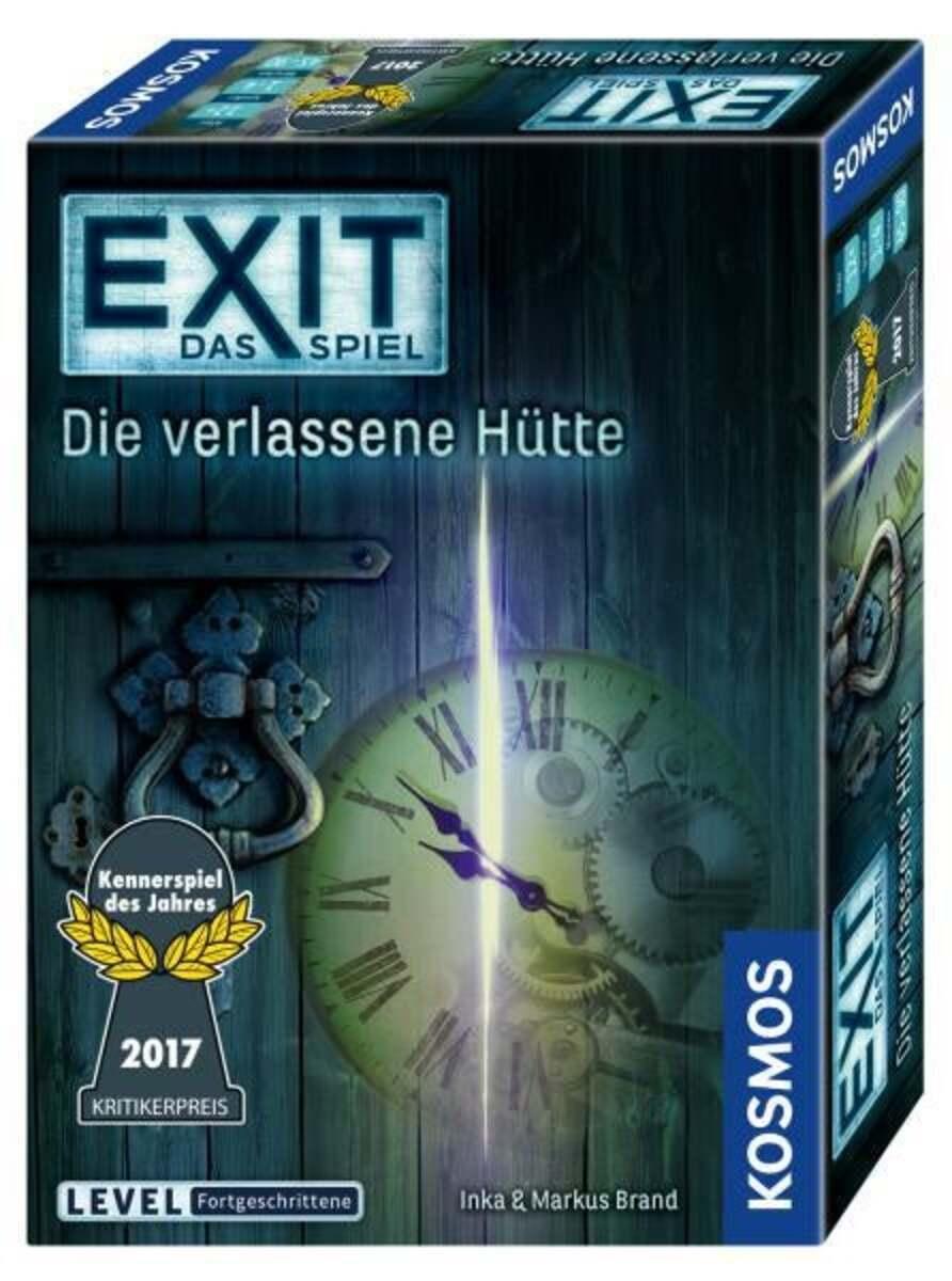 Bild 1 von Kosmos EXIT - Das Spiel: Die verlassene Hütte