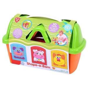 PlayGo Bau-eine-Scheune Kinderspielzeug