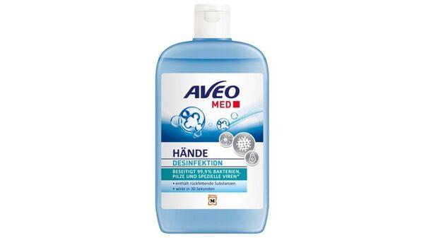 AVEO MED Hände Desinfektion