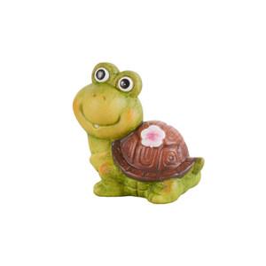 Schildkröte Teracotta S 11 x 7 x 10 cm