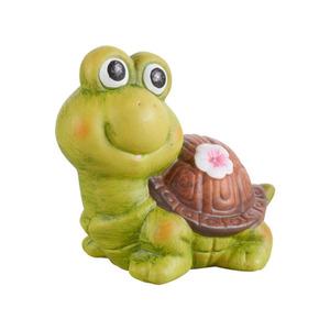 Schildkröte Teracotta L 15 x 10 x 14 cm