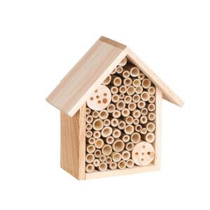 ProVida Insektenhotel aus Holz 17,5 x 10 x 20 cm aus Holz