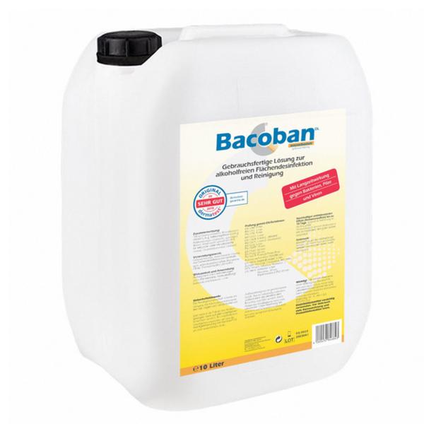 Bacoban Flächendesinfektion 10 Liter