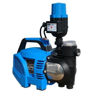 Güde Hauswasserwerk Automat HWA1100VF Gartenpumpe
