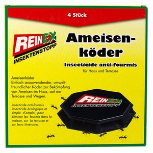 Reinex Ameisenköderdose 4 Stück