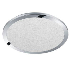 home24 LED-Deckenleuchte Cesar V