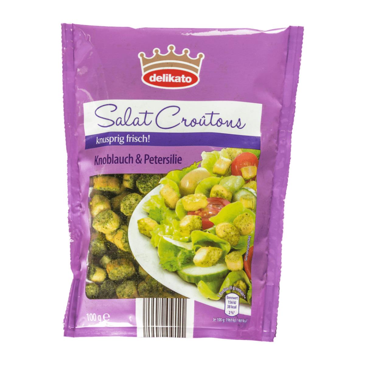Bild 5 von DELIKATO     Salat Croûtons