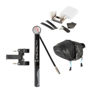CYCLEMASTER     Mini-Luftpumpe / Fahrrad-Werkzeugtasche