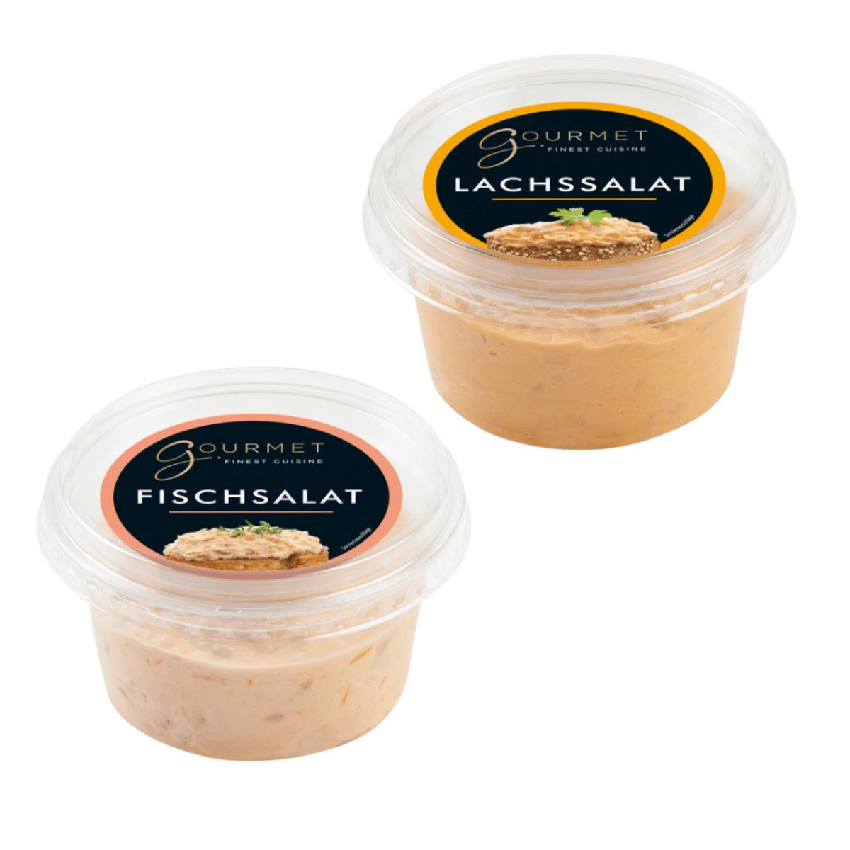 Bild 1 von Gourmet     Premium-Fischsalat