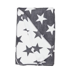 Butlers Macio Flanell-Decke Sterne 200x150 cm