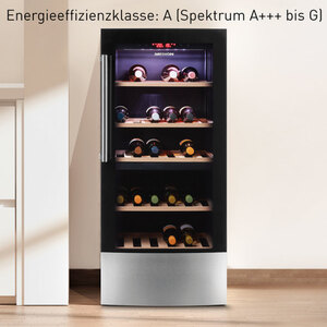 Weintemperierschrank MEDION MD 37104