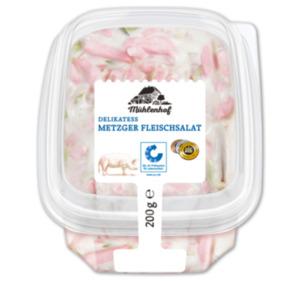 MÜHLENHOF Metzger Fleischsalat
