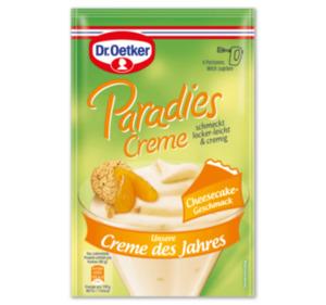 DR. OETKER Paradies Creme