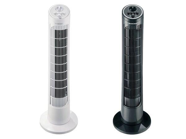 SILVERCREST® Turmventilator STV 45 D5