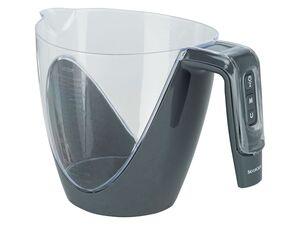 SILVERCREST® Messbecher, digital, mit Wiegefunktion, LC-Display, spülmaschinengeeignet