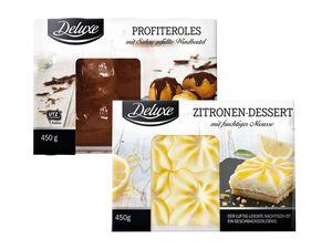 Dessert-Spezialitäten