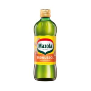 Mazola Erdnussöl