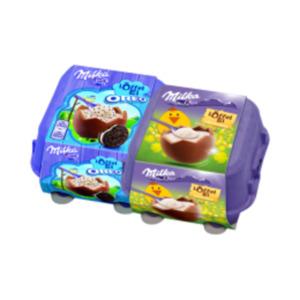 Milka Löffel Ei oder Oreo Löffel Ei
