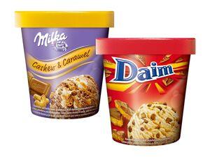 Daim/Milka/Oreo Eiscreme