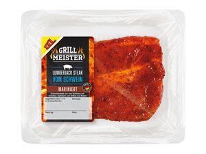 XXL-Lumberjack-Steak vom Schwein