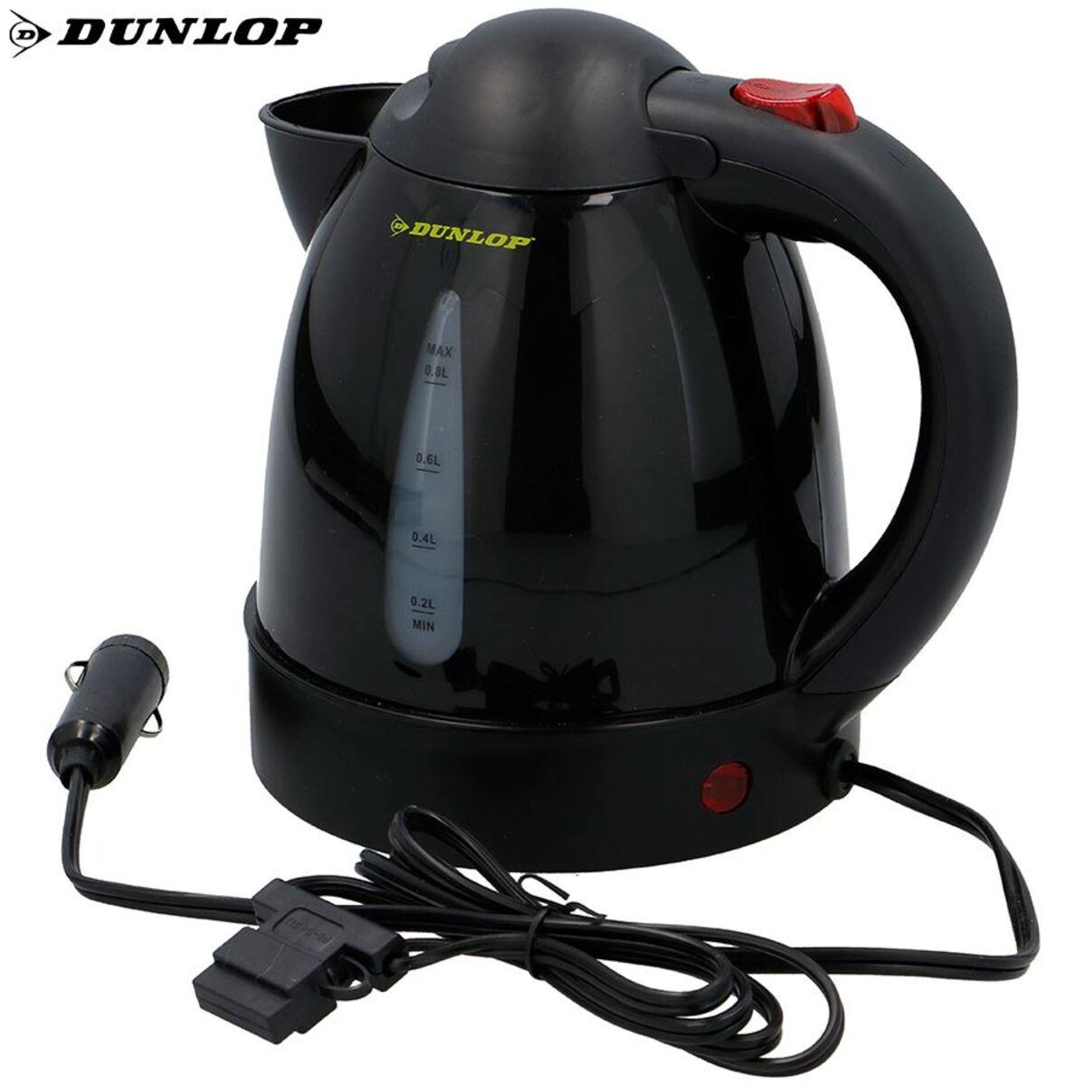 Bild 1 von Dunlop Auto-Wasserkocher 0,8L Schwarz