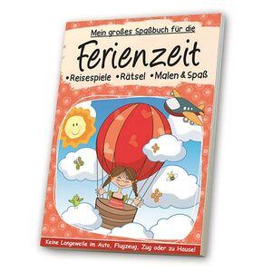 Versch. Unterhaltungsbücher - Spassbuch Himmel