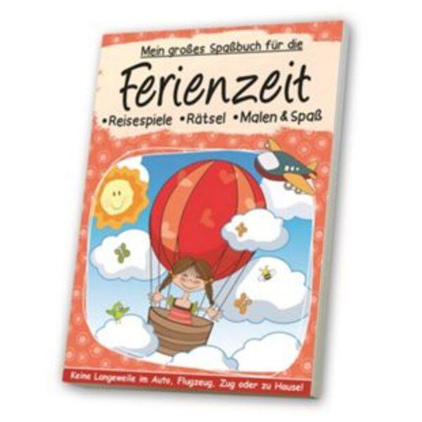 versch. unterhaltungsbücher - spassbuch himmel von netto