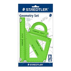 Staedtler Schulmaterialien - Geometrie Set 4tlg. grün