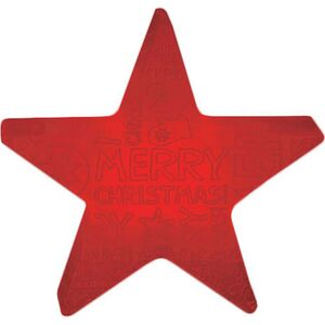 Shining Star Merry Christmas rot