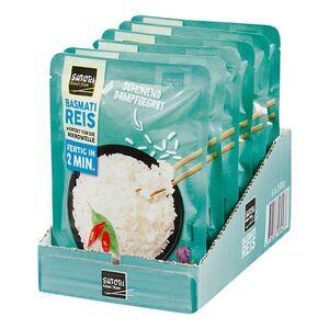 Satori Express Basmati Reis 250 g, 6er Pack