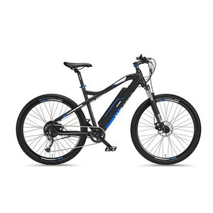 "Telefunken Alu MTB Hardtail 27,5"" Mountain E-Bike Blau"