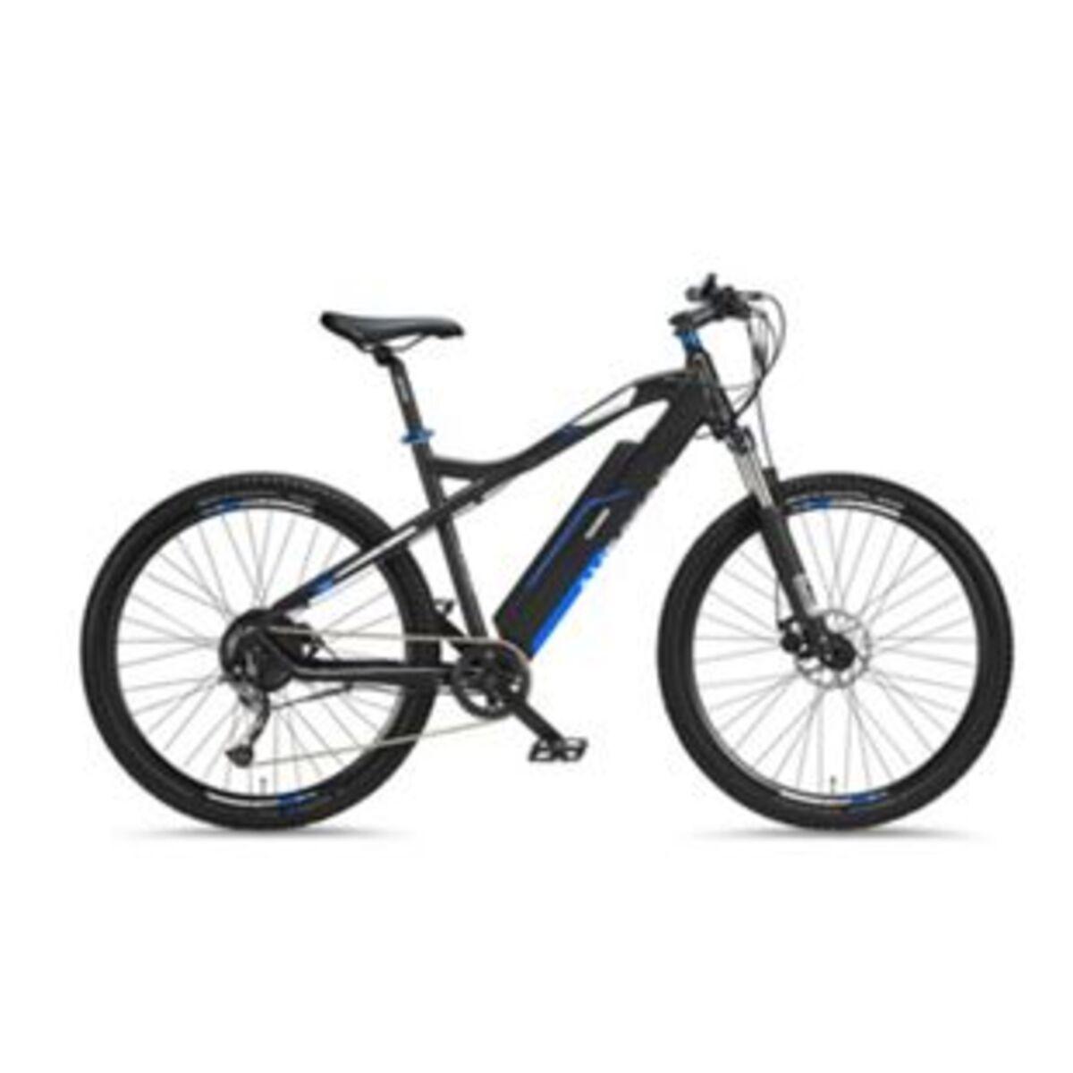 """Bild 2 von Telefunken Alu MTB Hardtail 27,5"""" Mountain E-Bike Blau"""